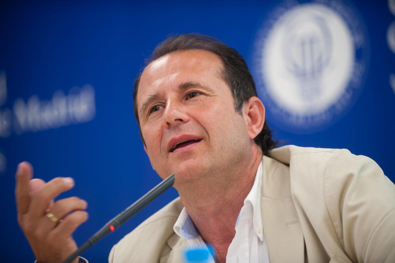 David García Hernán - Doctor en Historia Moderna